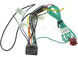 pioneer wire harness ebay Wiring Diagram For Pioneer Avh P1400dvd wire harness for pioneer avic d3 avicd3 *pay today ships today* manual for pioneer avh-p1400dvd
