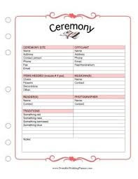 what you need for a wedding checklist wedding ceremony checklist under fontanacountryinn com