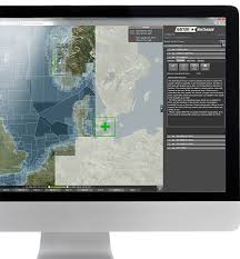 Ecdis Danelec Marine Electronic Chart Display And