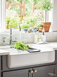 Kitchen Remodel Update Faucet and Farmhouse Sink Sources The