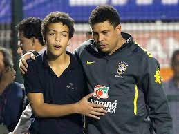 Sohn von Ronaldo: Ronald Nazario de Lima spielt bei Maccabi Games