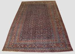 feraghan carpet north west persia late 19th century 21ft 7in x 11ft 5in estimate 6 000 8 000 gbp veramin rug