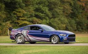 2016 Cobra Jet Mustang Drag Racer Unveiled at SEMA, Continues ...
