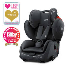 recaro young sport car seat with hero black
