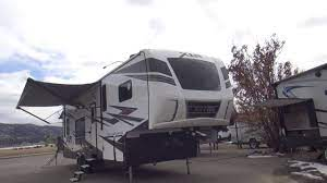 shortest toy hauler fifth wheel on the