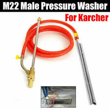 3meters sandblasting tubes set for karcher k2 k7 series rubber accessories replacement parts spare