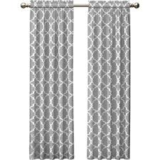 Geometric Pattern Curtains Inspiration Geometric Curtains Drapes You'll Love Wayfair