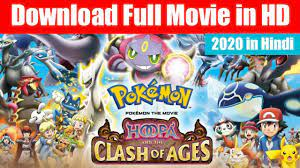 How To Download Pokemon Movie Hoppa And The Clash of Ages | Pokemon Movie  in HIndi Dubbed 2020 - YouTube