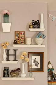 bookshelf decorating ideas wall shelf decorating ideas new bijou lovely floating shelf decorating ideas living room