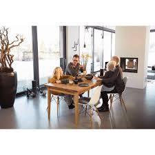 Rekord Esstisch Eiche 200cm Massivholz Eiche 10 Personen Furniture