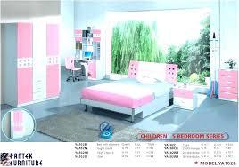 girl furniture bedroom set vanity with storage girls modern kids teenage sets uk
