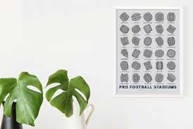 Scratch Off Stadium Posters Are The Perfect Gift For Any