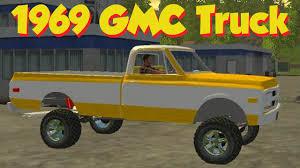 1969 Gmc Truck Farming Simulator 2015 1969 Gmc Truck Mod Mod Squad Youtube