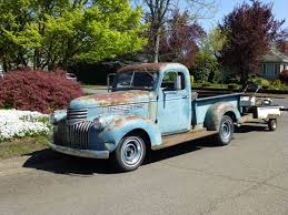 The Latest Ultimate Curbside Classic: 1946 Chevrolet Pickup – The ...