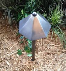 Westinghouse Pinnacle Solar Light Led Pinnacle Low Voltage Outdoor Landscape Lighting Solid Brass Bali Path Light