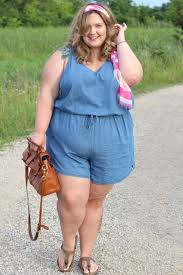 plus size overalls shorts day date in my plus size romper fat girl flow