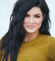 Everyone sending Gina Carano hate messages on twitter is just doing so  because they hate strong women. : saltierthankrait
