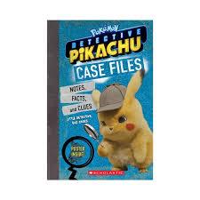 Pokémon Detective Pikachu Case Files