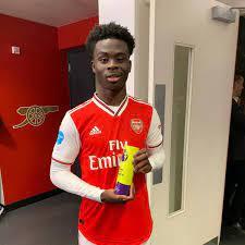 """بوكايو ساكا: """"لندن بيتي و أرسنال... - Arsenal Arabic News"""