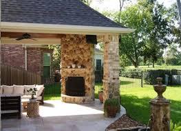 7 Outdoor Fireplace Patio Creative Pergola Designs And DIY Options