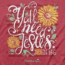 <b>Y'all Need Jesus</b> Adult T-Shirt ™ – Moms In Prayer