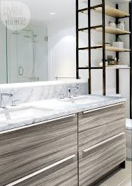 Bathroom Accessories Vancouver A Vancouver Condo Becomes A Modern Minimal Haven Style At Home