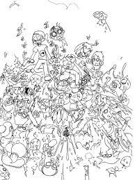 Dessin De Coloriage Zombie Imprimer Cp27576 Coloriage A Dessiner De Plante A Imprimer L