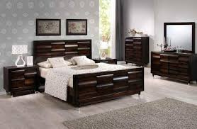 ... Contemporary Wood Bedroom Furniture Snsm155
