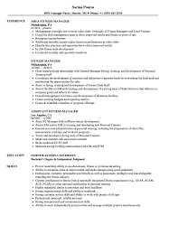 Download Fitness Manager Resume Sample as Image file