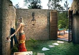 outdoor shower ideas for camping outdoor shower ideas camping outdoor shower curtain