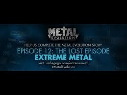 Vh1 Metal Evolution Chart Metal Evolution Extreme Metal Episode Review Steff Metal