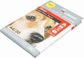 Купить <b>Фотобумага Lomond</b> Simply 0102169 <b>A4</b>/<b>180г</b>/<b>м2</b>/50л ...