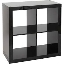 better homes and gardens square 4 cube storage organizer multiple colors com