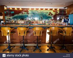 The Chart Room Bar On Board The Queen Elizabeth 2 Former