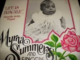 Myrna Summers And Singers – Life Is Fragile... Handle With Prayer (1979,  Vinyl) - Discogs