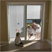 patio doors with blinds between the glass:  blinds between glass x