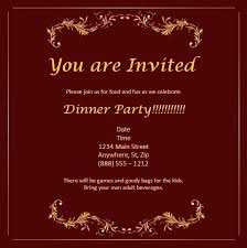 Sample Invitation Cards Event Invitation Card Template Dancarlyle Me