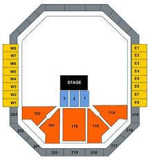 Chartway Arena Seating Chartway Arena Norfolk Virginia