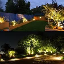 Garden Led Spot Lights Details About 8x 3w 12v Outdoor Garden Waterproof Led Spot Light Lamp Bulb Spotlight 500lm Lot