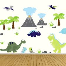 best dinosaur wall decals nursery