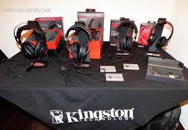 Resultado de imagen para Kingston® Technology Company, Inc., y SK Gaming
