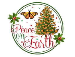 Butterfly Clip Art Christmas 15 Clip Arts For Free