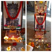 How Many Lamps To Light In Pooja Room In Kannada How To Perform Seva For Sree Raghavendra Swamy