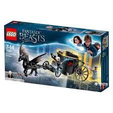ROZETKA   Конструктор <b>LEGO Harry Potter Побег</b> Грин-де-Вальда ...
