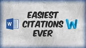 Citations Works Cited Made Easy Best Way