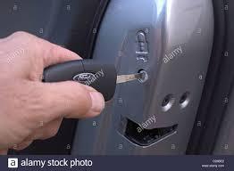 lock car door. Usinf The Child Safety Lock On A Car Door
