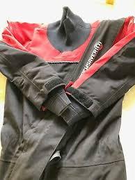 Crewsaver Size Chart Crewsaver Razor Junior Drysuit Underfleece Breathable
