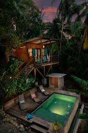 Exotic Tree Houses Keemala Resort Phuket Spend A Weekend Inc These Enchanting Tree