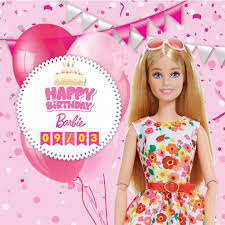 barbie s images happy birthday s barbie hd wallpaper and background photos