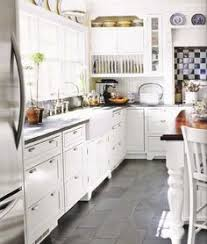 kitchen floor tiles with white cabinets. Kitchen Floor Tile By Melanie. K\u0026B\u0027s Floor, Mud Room Tiles With White Cabinets E